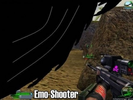 coole ego shooter namen
