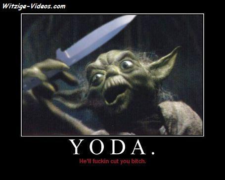 yoda sprüche lustig