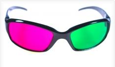 3D Brille für herkömmliche Fernseher
